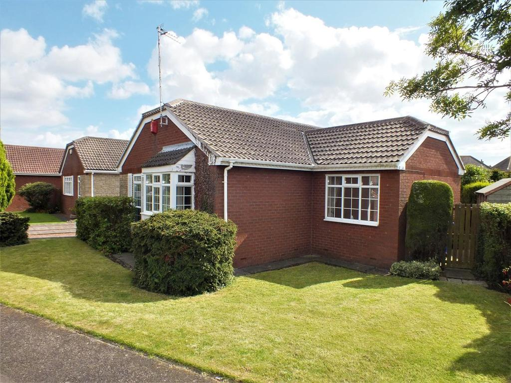 3 Bedrooms Detached Bungalow for sale in Epsom Way, Blyth
