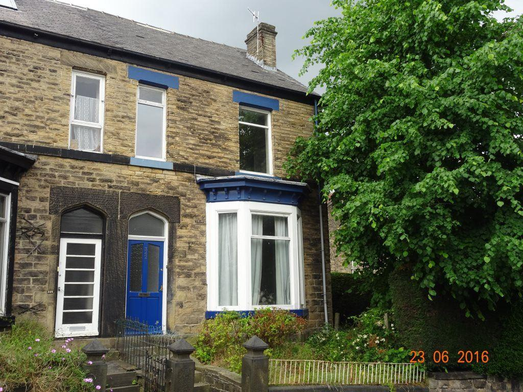 3 Bedrooms Terraced House for rent in Springvale Road, Crookes, Sheffield S10 1LN