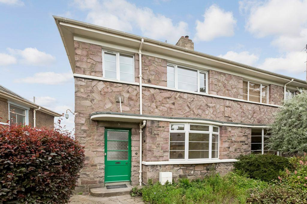 3 Bedrooms Semi Detached House for sale in 5 Ettrick Grove, Merchiston, EH10 5AW
