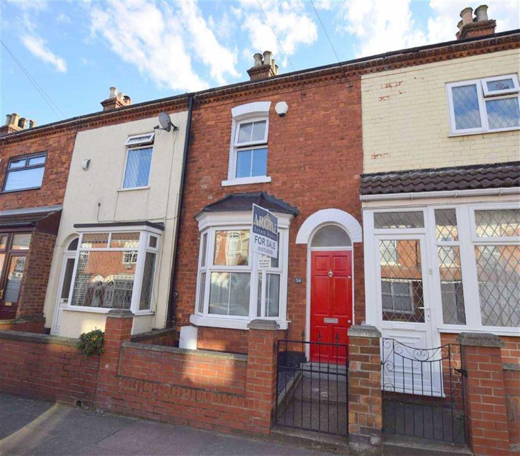 3 Bedrooms Terraced House for sale in Thrunscoe Road, Cleethorpes, North East Lincolnshire