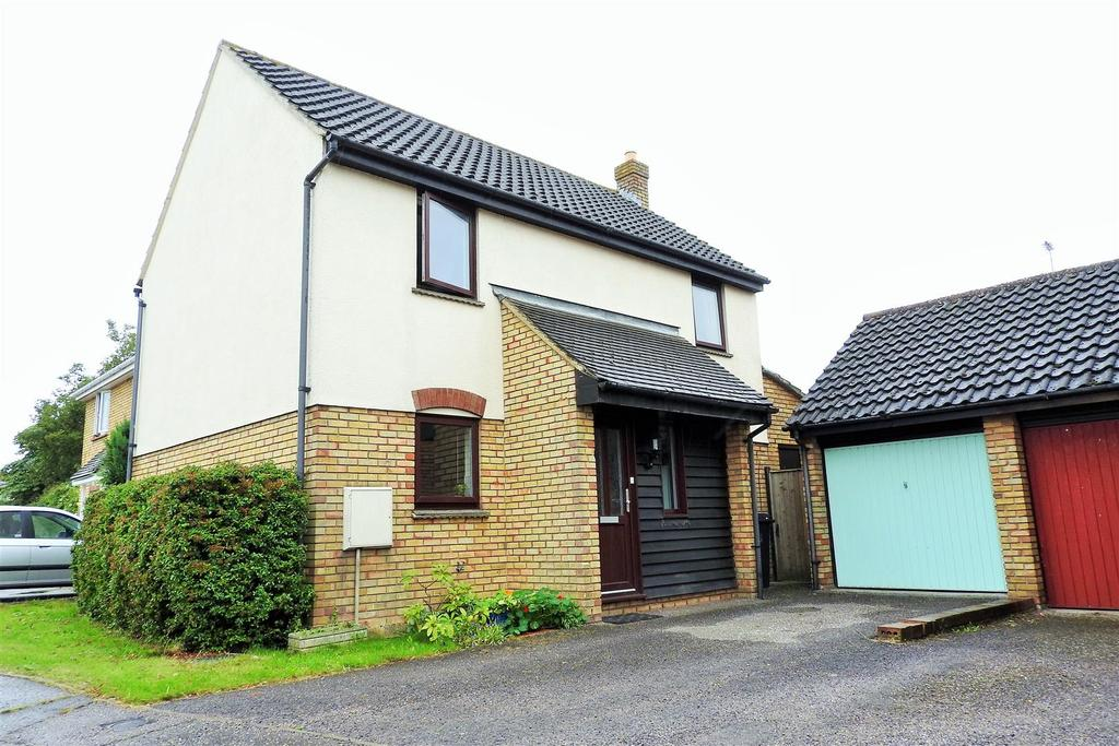 3 Bedrooms Detached House for sale in Hurrell Down, Boreham, Chelmsford