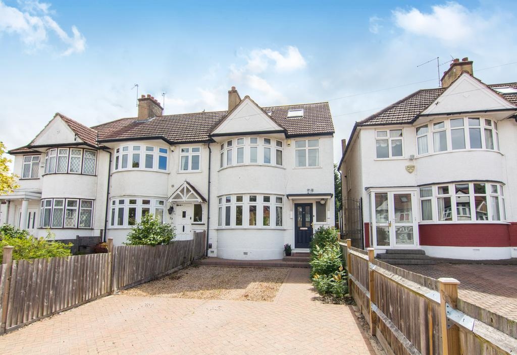 4 Bedrooms House for sale in Sidmouth Avenue, Isleworth