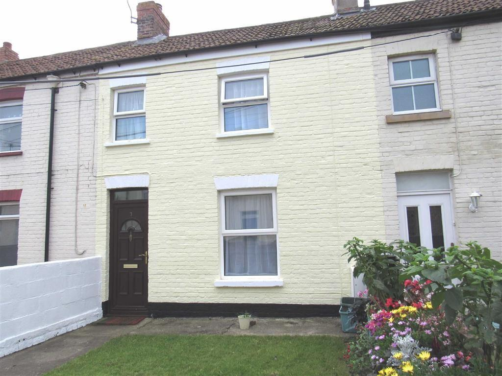 2 Bedrooms Terraced House for sale in Victoria Place, Highbridge