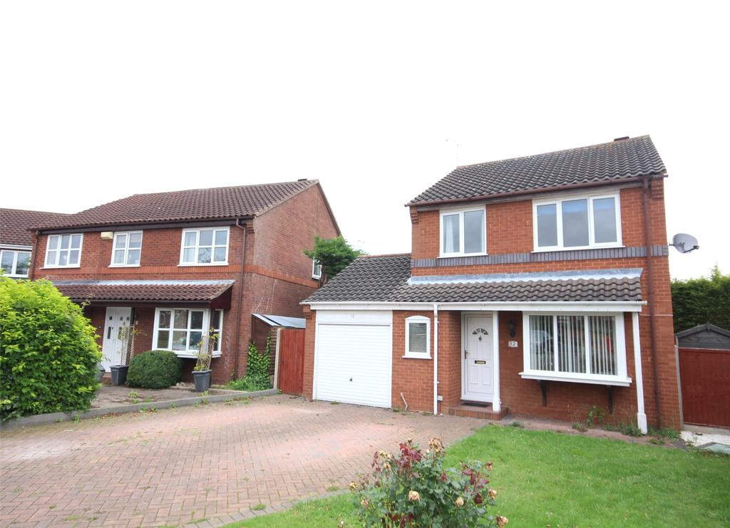 3 Bedrooms Detached House for sale in Windsor Close, Sudbrooke, LN2
