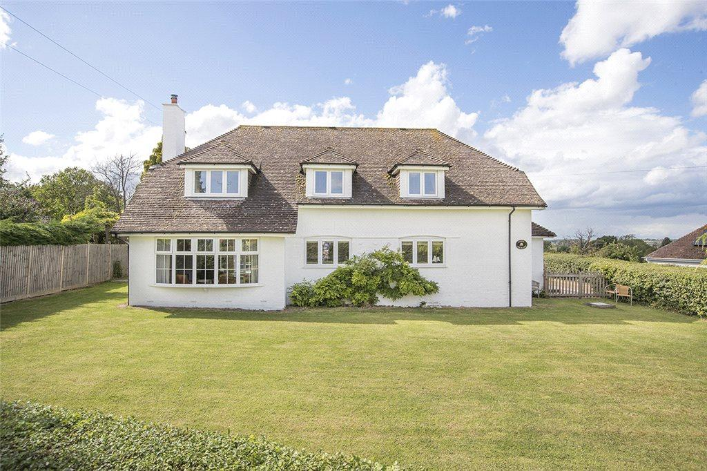 5 Bedrooms Detached House for sale in Eckington Road, Great Comberton, Worcestershire, WR10
