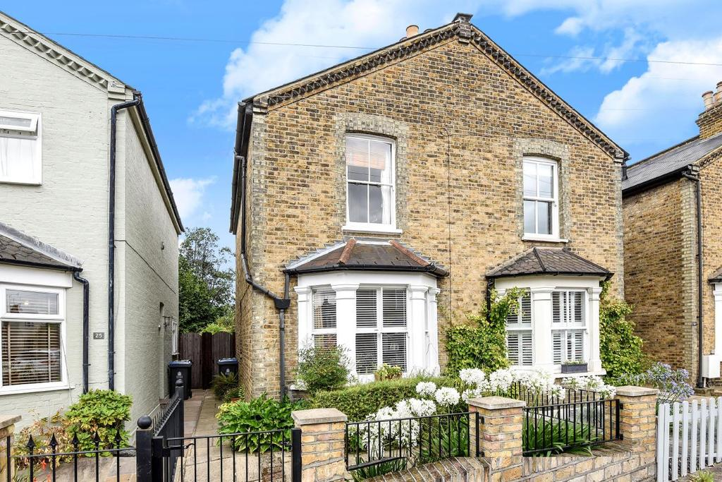 2 Bedrooms Semi Detached House for sale in Willoughby Road, Kingston upon Thames