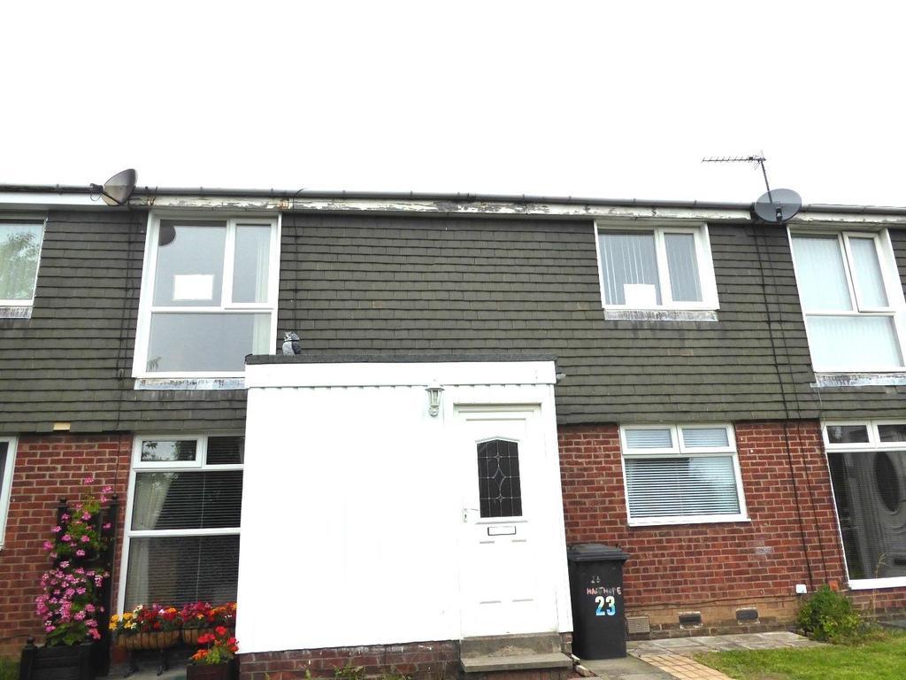 2 Bedrooms Flat for sale in Harthope, Ellington, Morpeth