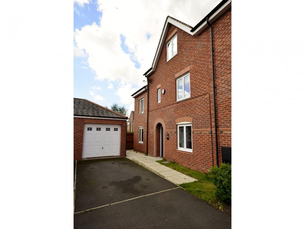 5 Bedrooms End Of Terrace House for sale in Vetchwood Gardens, Stamford Brook, West Timperley, Altrincham