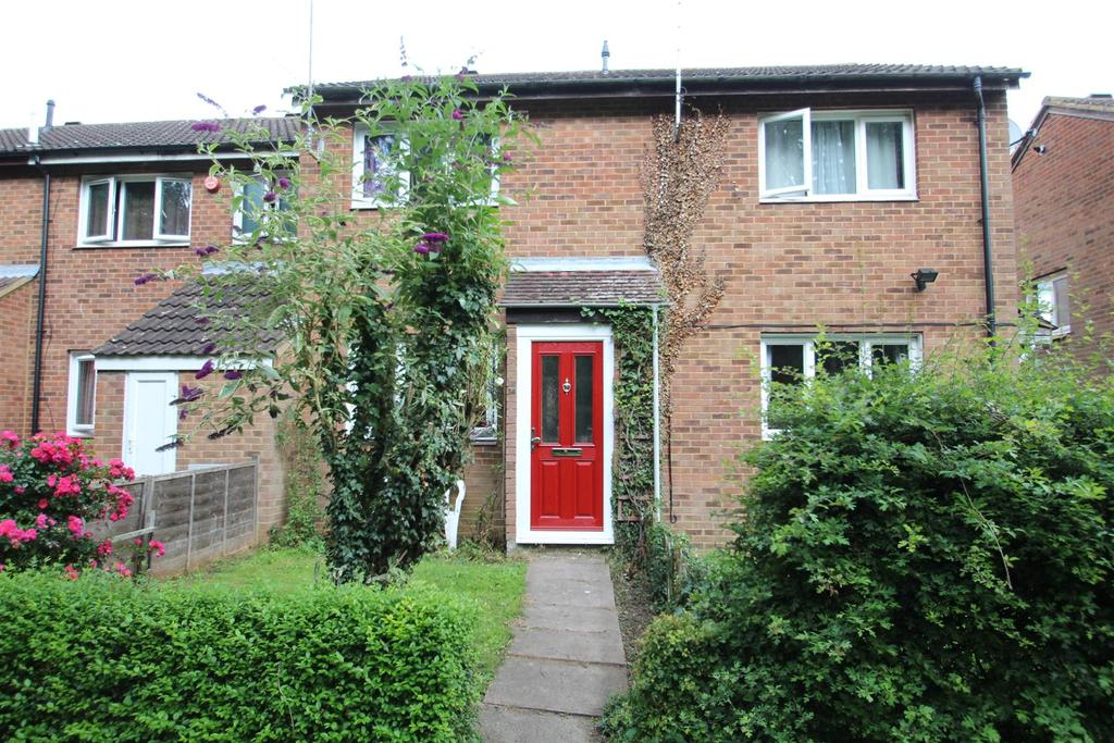 2 Bedrooms House for sale in Merlin Walk, Eaglestone, Milton Keynes