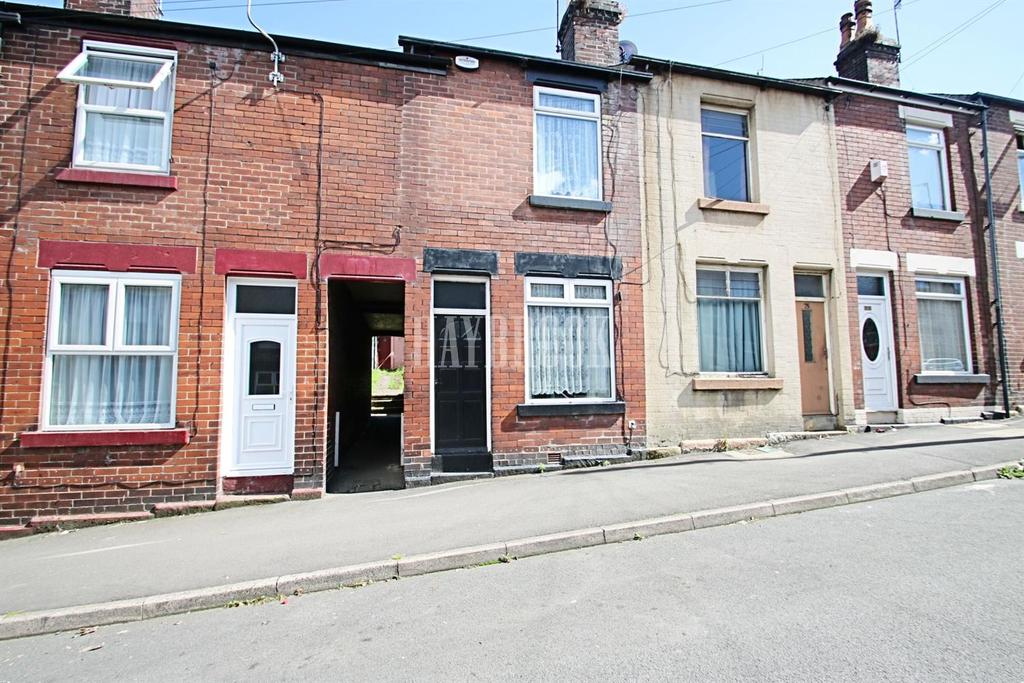 2 Bedrooms Terraced House for sale in Ulverston Road, Woodseats