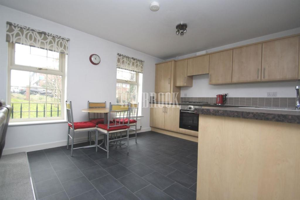 2 Bedrooms Flat for sale in Kirkby View, Gleadless, S12