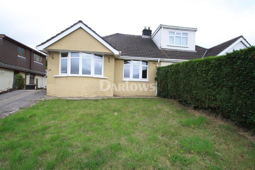 2 Bedrooms Bungalow for sale in Hereford Road, Beaufort, Ebbw Vale, Blaenau Gwent
