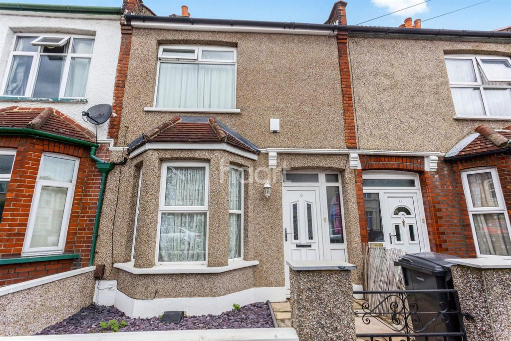 3 Bedrooms End Of Terrace House for sale in Macclesfield Road, South Norwood, SE25