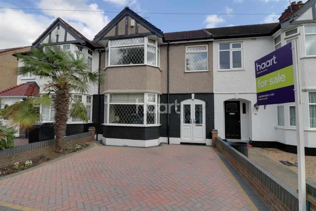 3 Bedrooms Terraced House for sale in Mapleleafe Gardens, Barkingside