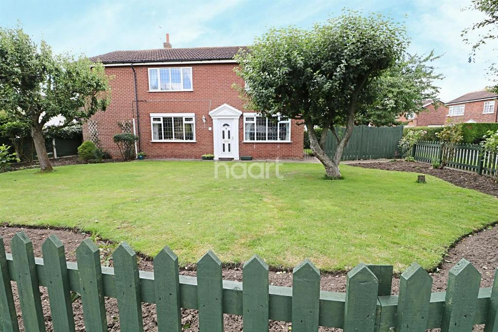 4 Bedrooms Detached House for sale in Tinsley Close, Claypole