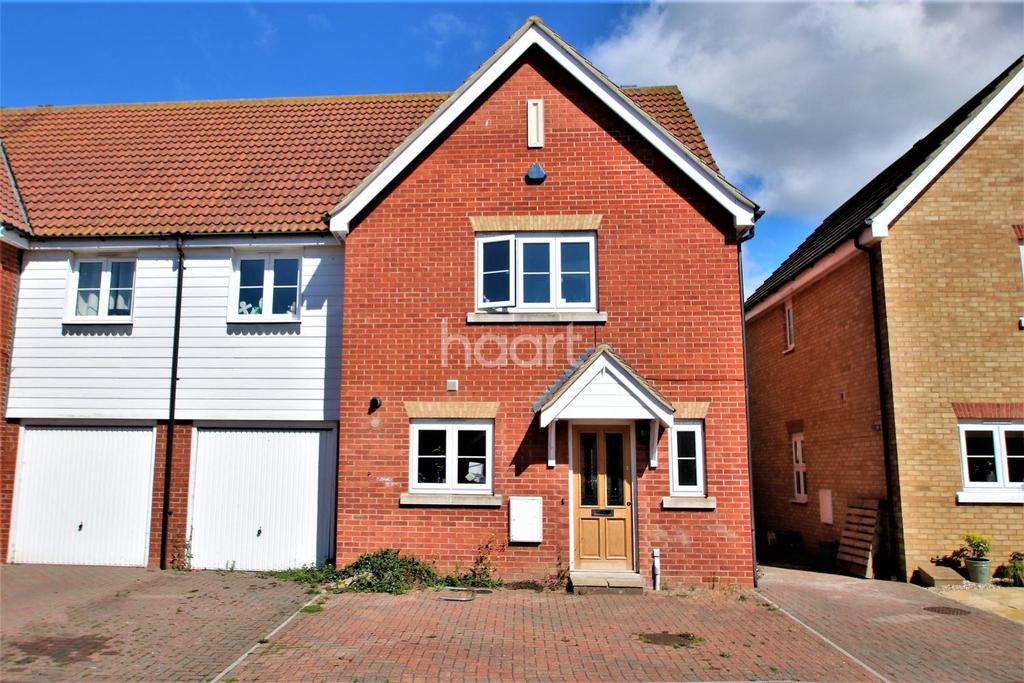 4 Bedrooms Semi Detached House for sale in St Osyth