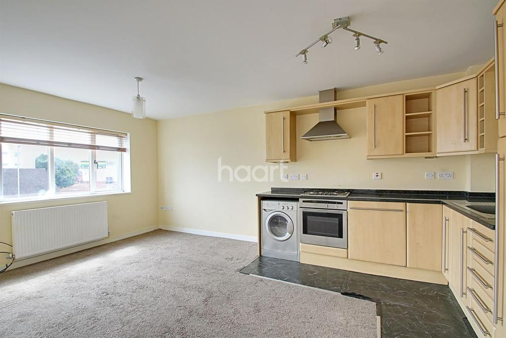 1 Bedroom Flat for sale in Franklin Point, Weedon Road, Northampton