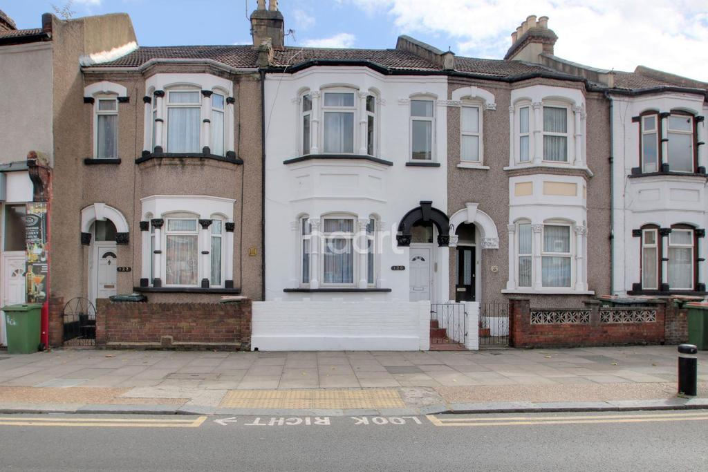 3 Bedrooms Terraced House for sale in High Street, Plaistow