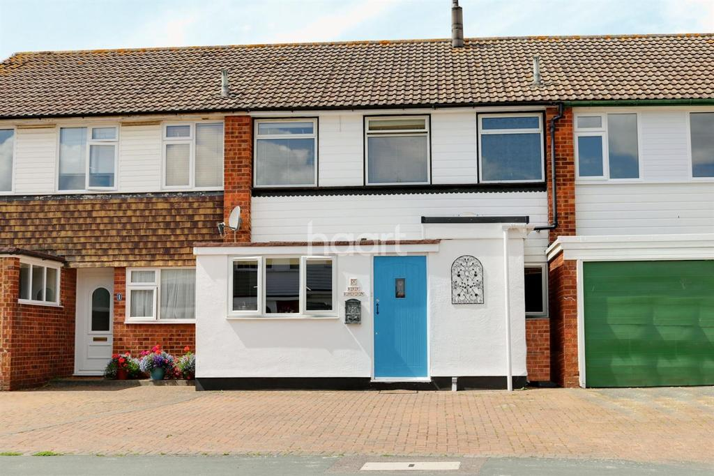 4 Bedrooms Terraced House for sale in Lee Lotts, Great Wakering