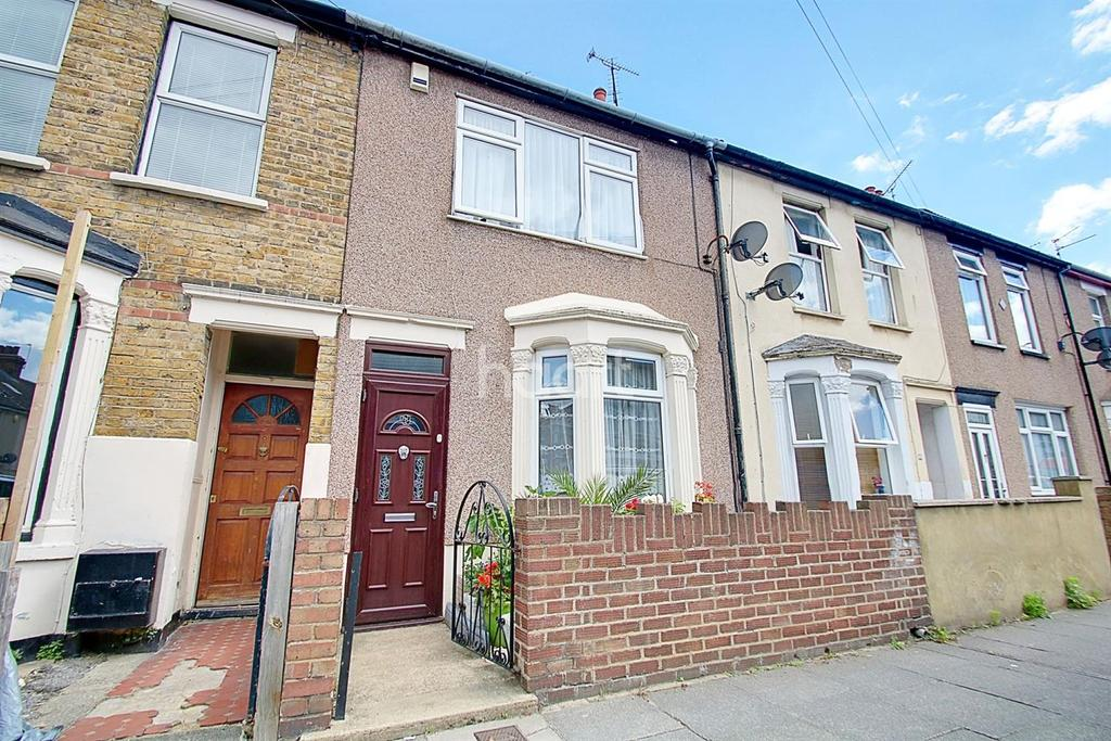 3 Bedrooms Terraced House for sale in Galway Road, Sheerness, Kent, ME12 2QL