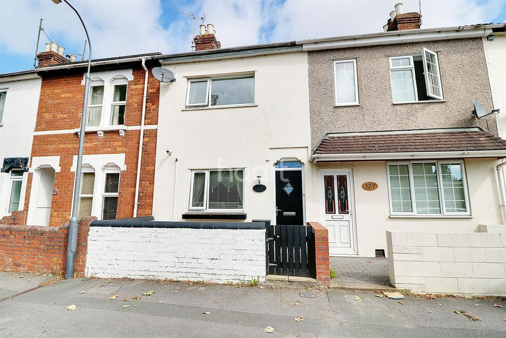 2 Bedrooms Terraced House for sale in Edinburgh Street, Swindon, Wiltshire