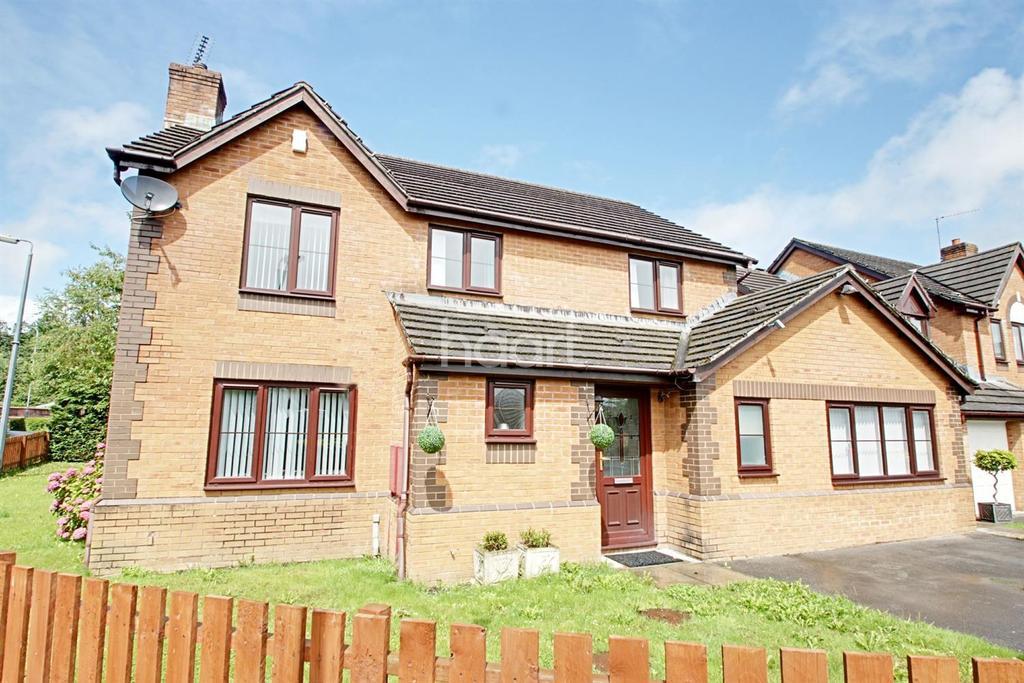 5 Bedrooms Detached House for sale in Gerbera Drive, Afon Village, Rogerstone, Newport