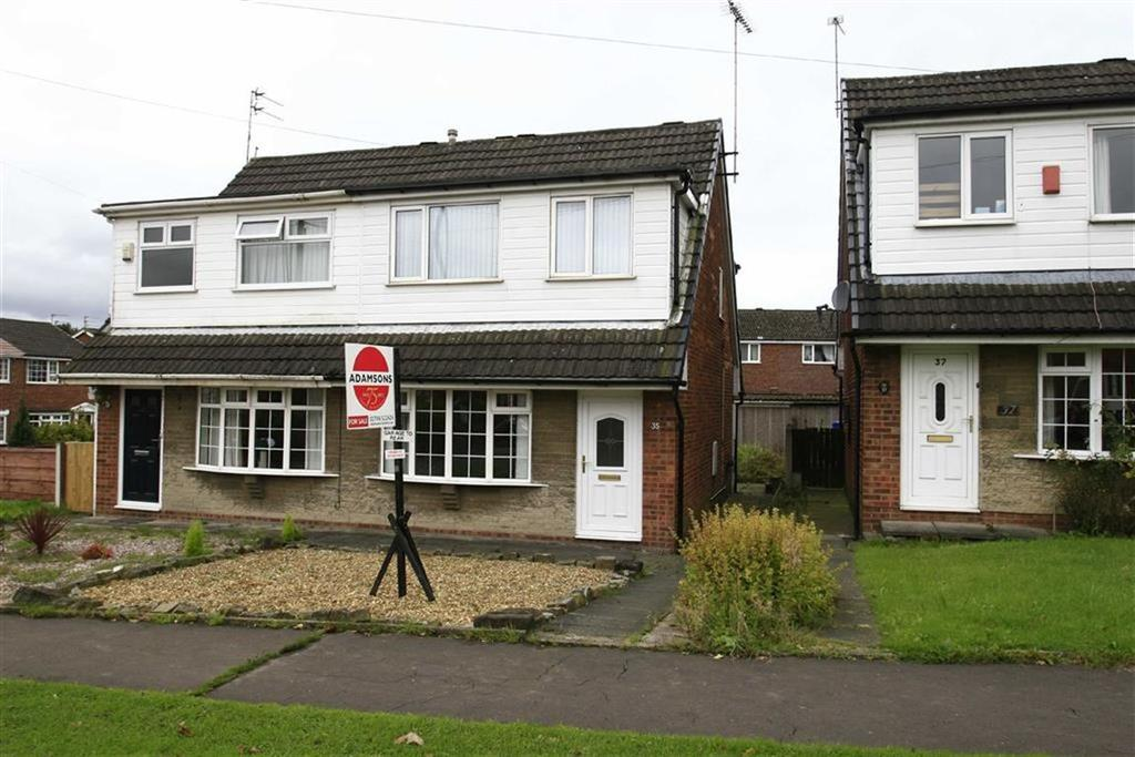 3 Bedrooms Semi Detached House for sale in 35, Birch Road, Wardle, Rochdale, OL12