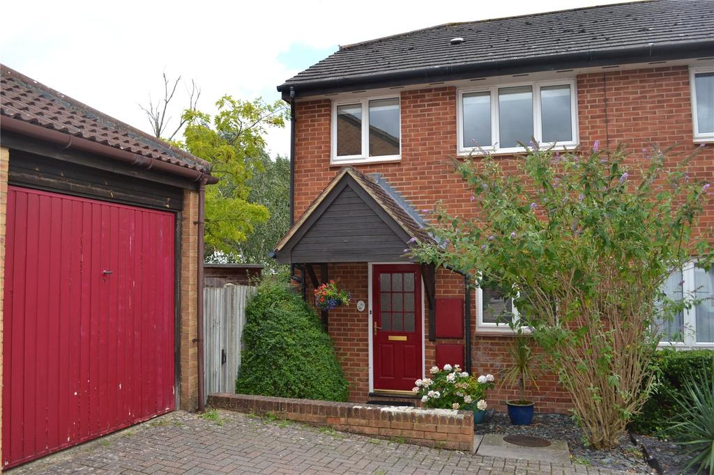 3 Bedrooms Semi Detached House for sale in Poundfield Way, Twyford, Reading, Berkshire, RG10