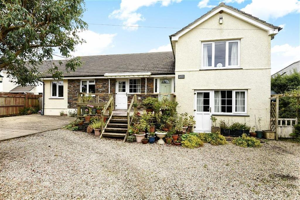 4 Bedrooms Bungalow for sale in Pendoggett, St Kew, Bodmin, Cornwall, PL30