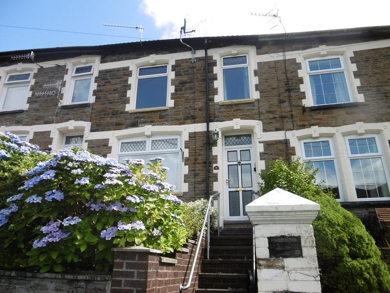 3 Bedrooms Terraced House for sale in Bailey Street, Cwm, Ebbw Vale, Blaenau Gwent.