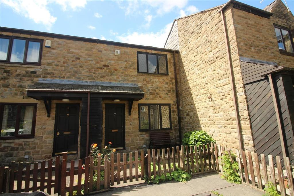 2 Bedrooms Town House for sale in Waterside Fold, Off Valley Road, Hebden Bridge