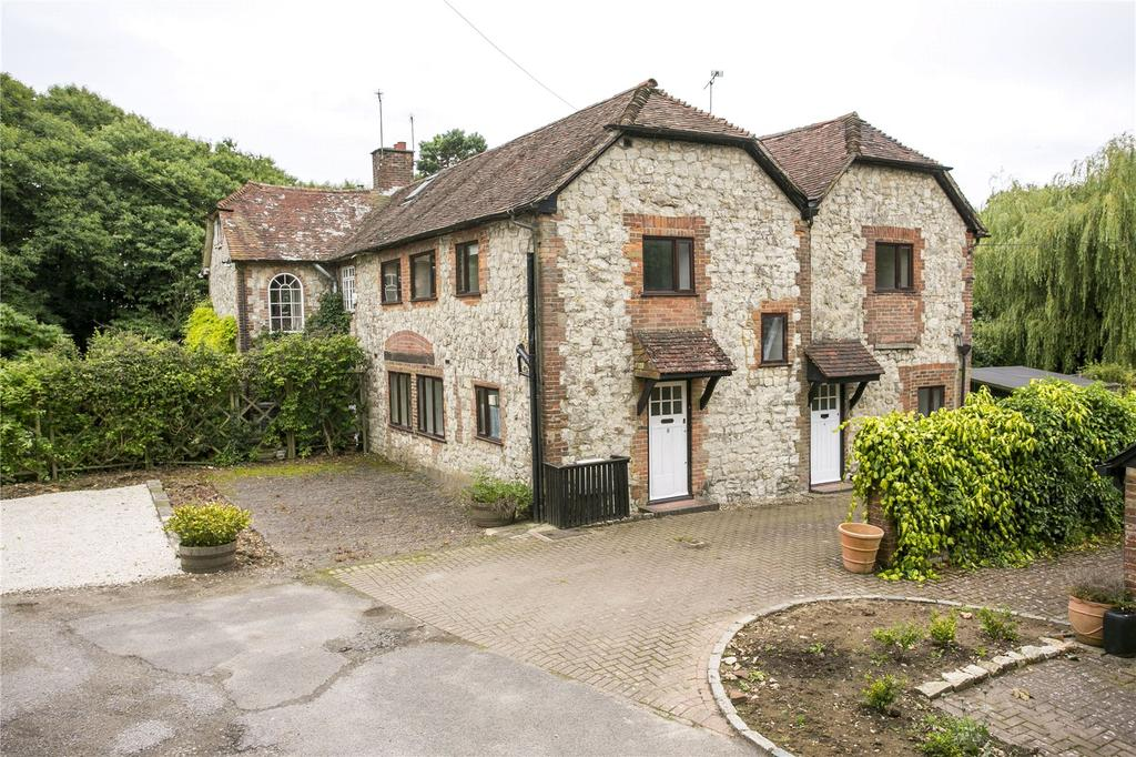 2 Bedrooms Flat for sale in Hubbards Hill, Weald, Sevenoaks, Kent