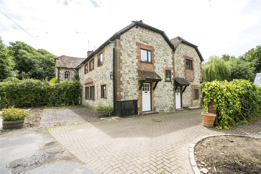4 Bedrooms Semi Detached House for sale in Hubbards Hill, Weald, Sevenoaks, Kent