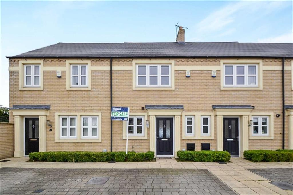 2 Bedrooms Town House for sale in St Georges Court, Willerby, East Riding Of Yorkshire