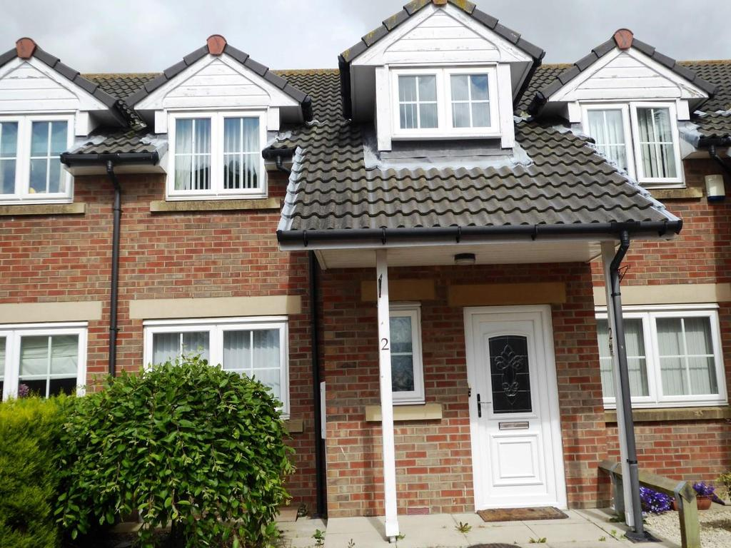 3 Bedrooms Town House for sale in Station Mews, Widdrington, Morpeth