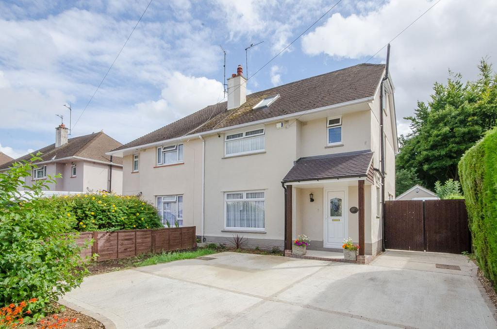 4 Bedrooms Semi Detached House for sale in Hereford Road, Maidstone, Kent