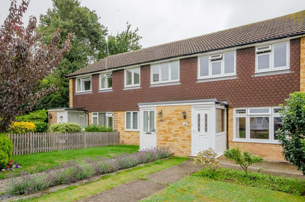 3 Bedrooms End Of Terrace House for sale in Lenside Drive, Maidstone, Kent