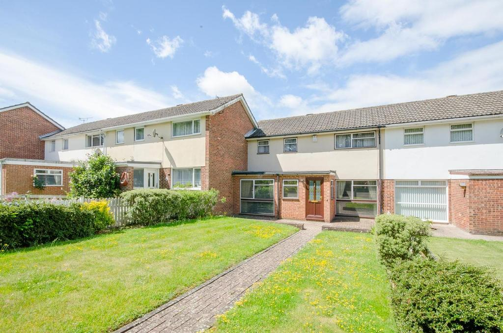 3 Bedrooms Terraced House for sale in Reculver Walk, Maidstone, Kent