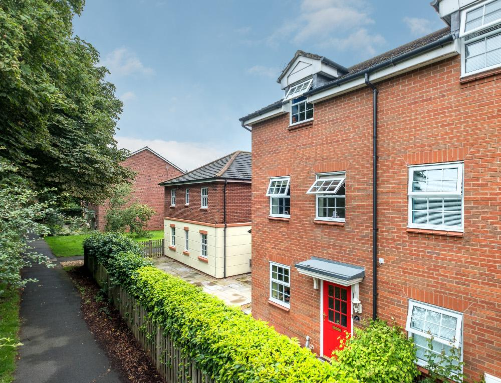 3 Bedrooms End Of Terrace House for sale in Chadwicke Close, Nantwich