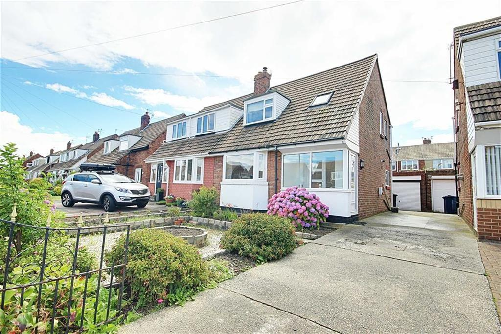 3 Bedrooms Semi Detached House for sale in Bamburgh Avenue, South Shields, Tyne And Wear