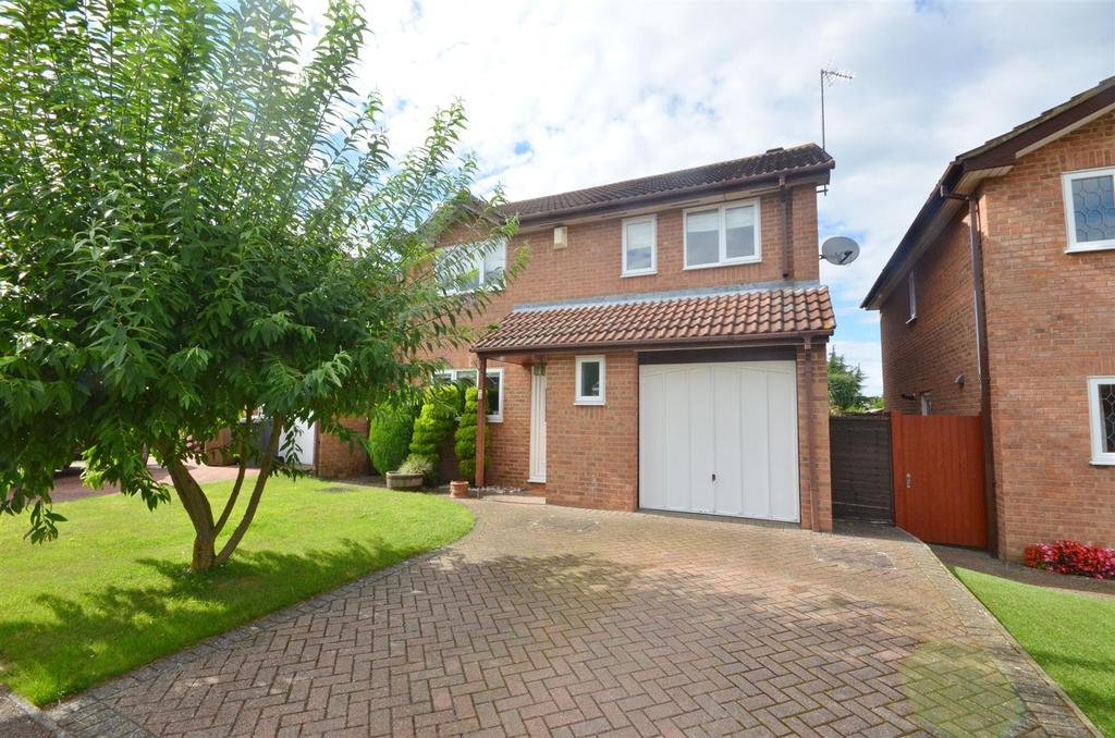 4 Bedrooms Detached House for sale in Allendale, Barton Hills