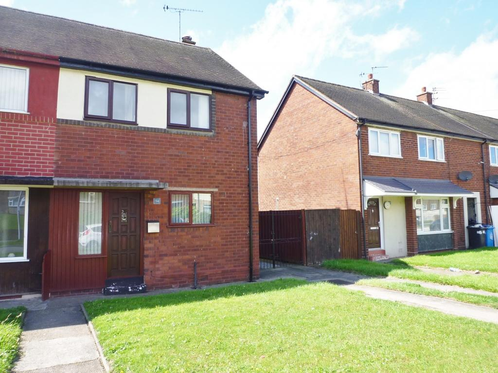 2 Bedrooms House for sale in Grangeway, Runcorn