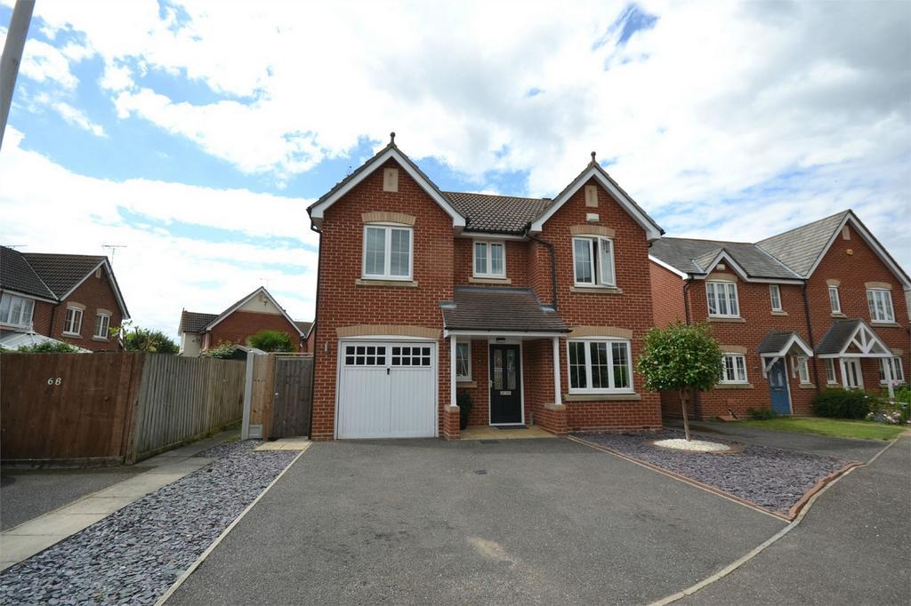 4 Bedrooms Detached House for sale in Abbotsmead, Heybridge, Maldon, Essex