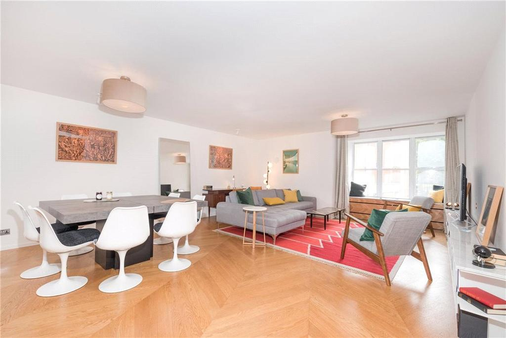 2 Bedrooms Flat for sale in Rochester Row, Westminster, London, SW1P