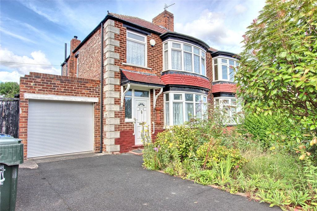 3 Bedrooms Semi Detached House for sale in Eastbourne Road, Linthorpe