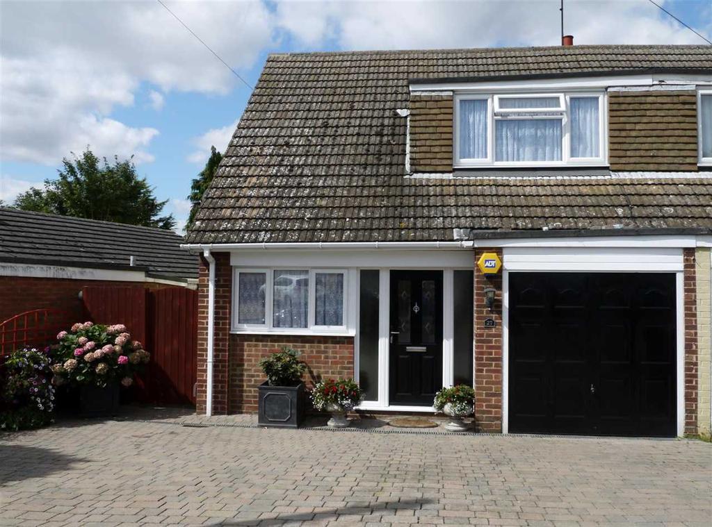3 Bedrooms Semi Detached House for sale in Grosvenor Road, Barton Seagrave