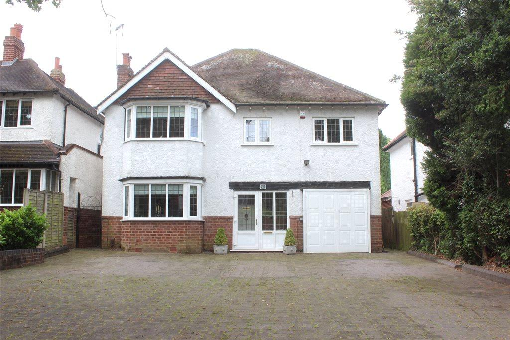 4 Bedrooms Detached House for sale in Danford Lane, Solihull, West Midlands, B91