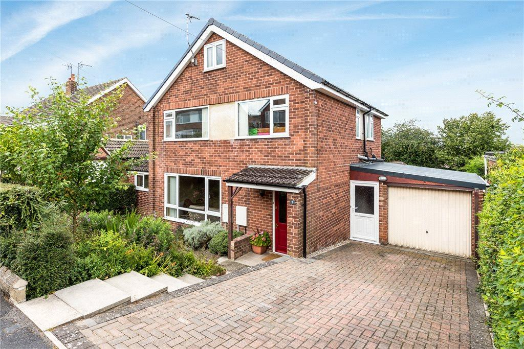 4 Bedrooms Detached House for sale in Aspin Gardens, Knaresborough, North Yorkshire