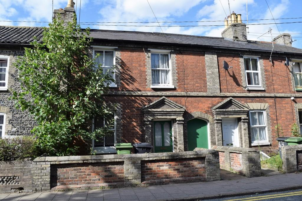 3 Bedrooms Terraced House for sale in Castle Street, Thetford