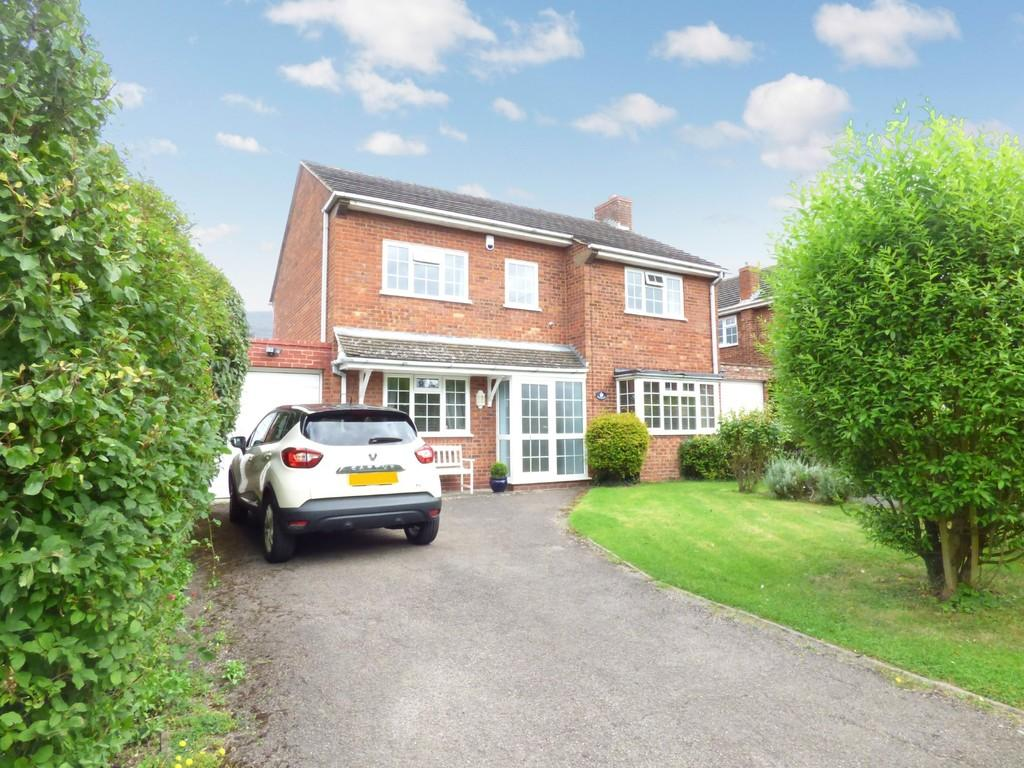 4 Bedrooms Detached House for sale in Barton Fields, Welford On Avon